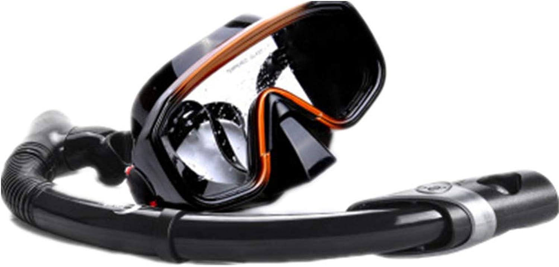 Taucherbrille Schnorchel-Schwimmen-Schutzbrillen-Schwarz-Goldatemmaske-Atemschlauch-Silikon-Tauchmaske Schnorchel-Schwimmen-Schutzbrillen-Schwarz-Goldatemmaske-Atemschlauch-Silikon-Tauchmaske Schnorchel-Schwimmen-Schutzbrillen-Schwarz-Goldatemmaske-Atemschlauch-Silikon-Tauchmaske Erwachsen-Tauchens-Schutzbrillen-Taucheranzug-passender für Swimmingpool-tiefer Wasser-Bereich se B07PXBYLHT  Neueste Technologie ae56da