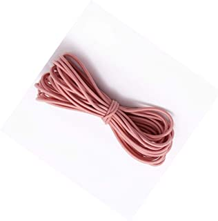F Fityle 5M Elastic Rubber Band Stretch High Elasticity Band Cord for Sewing DIY Crafts