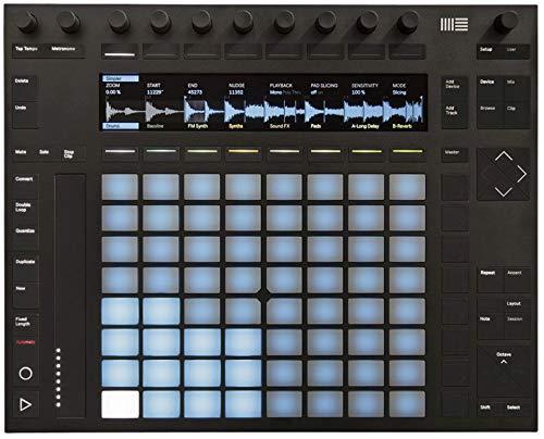 Ableton Push 2 - Mezclador para DJ con USB y Live 9 Intro, nuevo