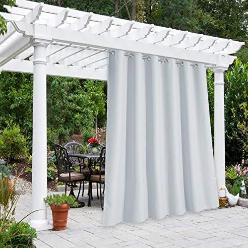 cortina aislante exterior fabricante NICETOWN