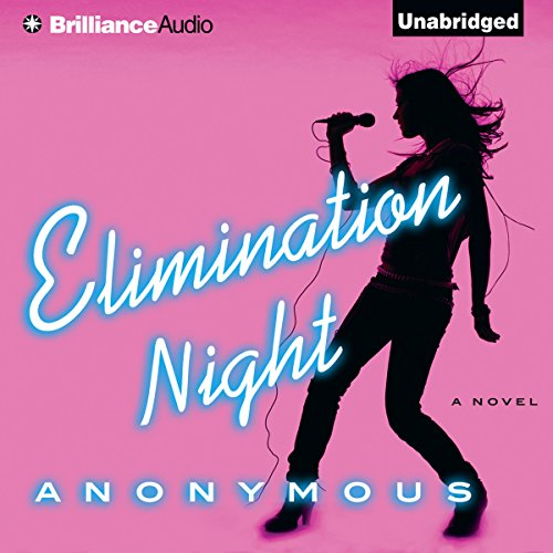 Elimination Night audiobook cover art