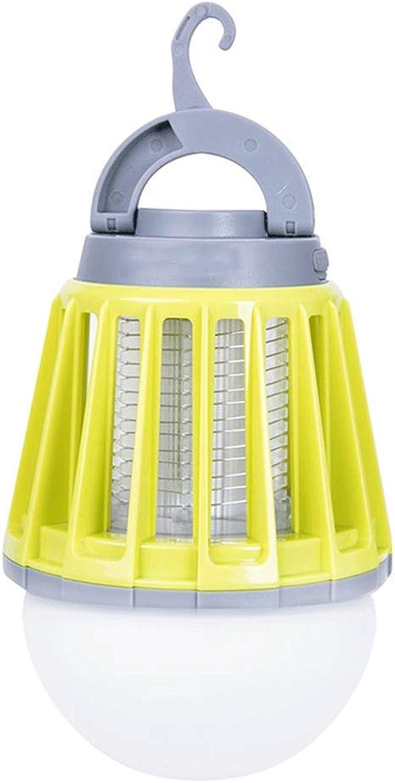 Im Freien kampierendes Licht Zeltlicht Moskito-Lampe Insektenschutzlampe imprgniern USB-Aufladung