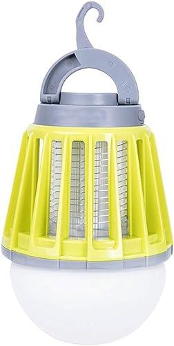 Lampe de Camping en Plein air Lampe de Tente Lampe de Moustique Lampe insectifuge étanche USB Charge