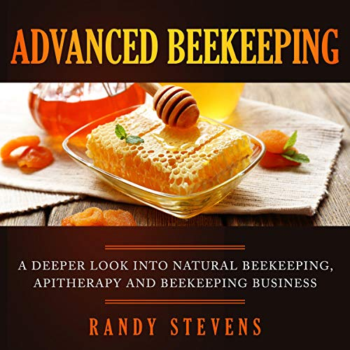 Couverture de Advanced Beekeeping