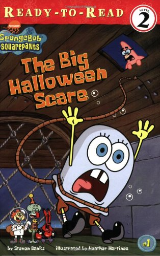 The Big Halloween Scare (Spongebob Squarepants #1 Ready-to-Read Level 2)の詳細を見る