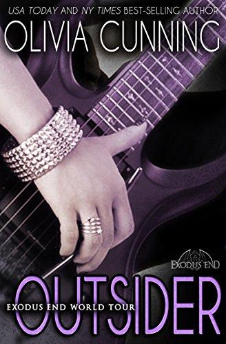 Outsider (Exodus End World Tour Book 2) (English Edition)