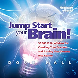 Jump Start Your Brain! audiobook cover art