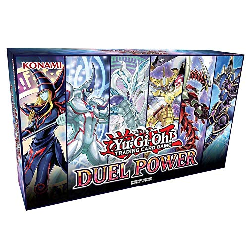 Konami Yu-Gi-Oh! Duel Power Box - deutsch
