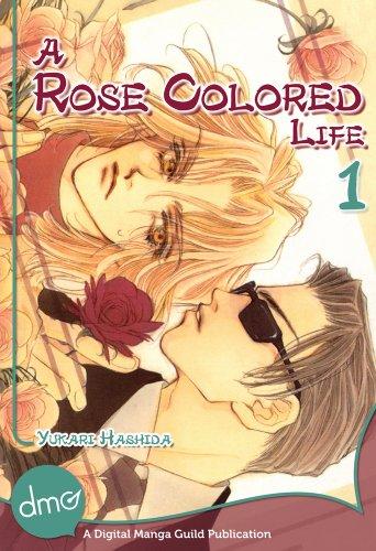 A Rose Colored Life Vol.1 (Yaoi Manga) (English Edition)