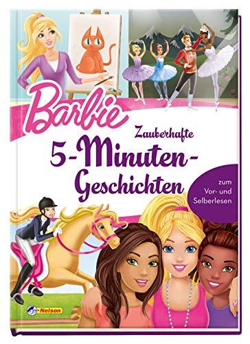 Barbie: Zauberhafte 5-Minuten-Geschichten: zum Vor- und Selberlesen