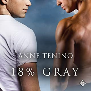18% Gray audiobook cover art