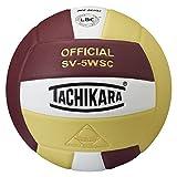 Tachikara SV5WSC - Balón de Voleibol compuesto de Sensi Tec de alto rendimiento...