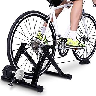 Sportneer Bike Trainer Stand Steel Bicycle Exercise...