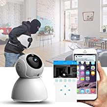 $144 » hiriyt Home Voice Intercom Phone Remote Alarm Video HD Wireless Surveillance Camera Surveillance Cameras