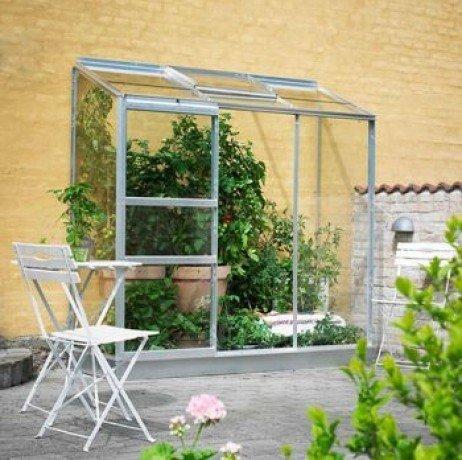 Altan 3 – Invernadero de pared 1, 33 m²: Amazon.es: Jardín