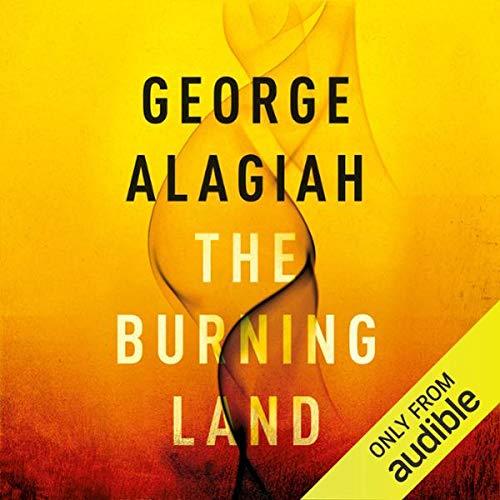 Couverture de The Burning Land