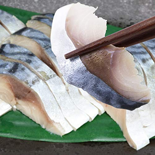 食の達人森源商店 金華さば しめ鯖 フィレ 4枚 さば 鯖 シメサバ 柿の葉寿司 冷凍便