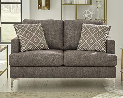 Signature Design by Ashley Arcola Love Seats, Java -  Ashley Furniture Industries, 8260435