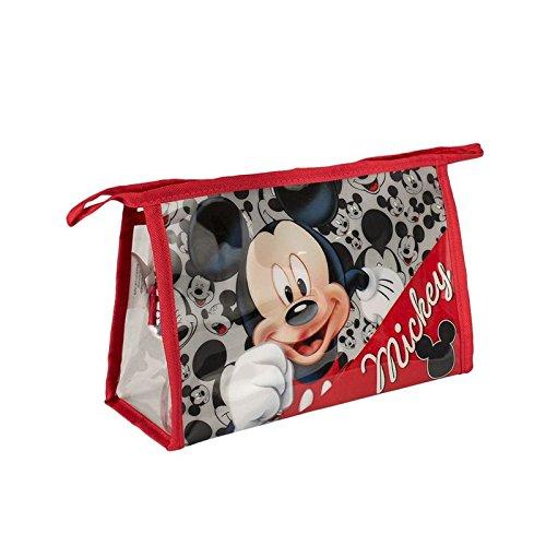 Set Trousse Hygiène Salle à manger d'école de Mickey Mouse BTS16