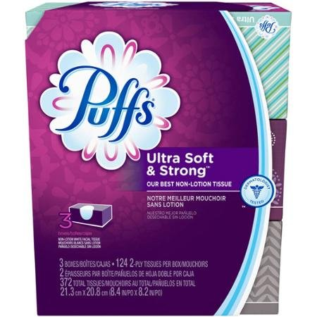puffs extra strong tissues - 6