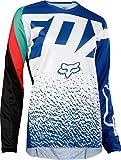 Fox Jersey Lady 180 - Camiseta (Talla M), Color Azul