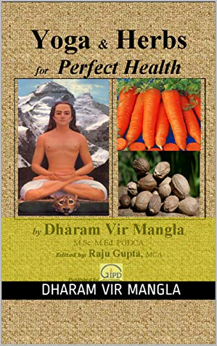 Yoga & Herbs For Perfect Health (English Edition)