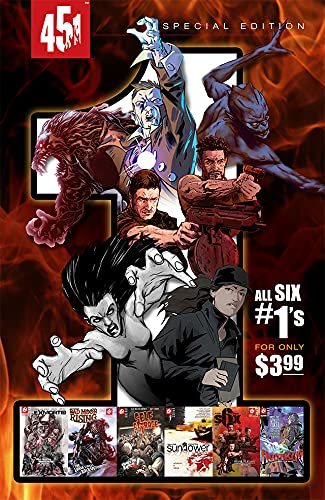 All 451's First Issue Bundle (English Edition)