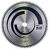 Bosch Professional 2 608 640 453 Hoja de Sierra Circular Multi Material-305 x 30 x 3,2 mm, 96 (Pack de 1), 305x30x3,2mm