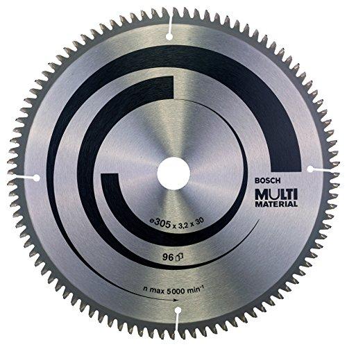 Preisvergleich Produktbild Bosch Professional Kreissägeblatt (für Multi Material,  AußenØ: 305mm,  Bohrung: 30mm,  Zubehör für Kapp-,  Tischkreissägen)