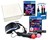 Playstation VR 'Starter Music Pack' + VR Worlds + Track-Lab + Camera V2 + Paire Twin Move Controllers
