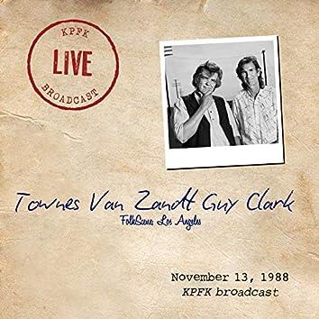 FolkScene, Los Angeles (Live, November 13, 1988)