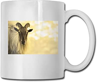 Goats Personality Fashion Coffee Tea Mug the perfect gift for family and friends 🎁, coffee cup 11oZ🏆