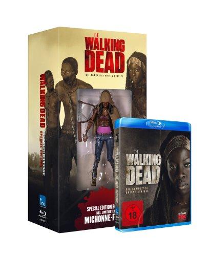The Walking Dead - Staffel 3 (inkl. Michonne Figur / exklusiv bei Amazon.de) [Blu-ray]