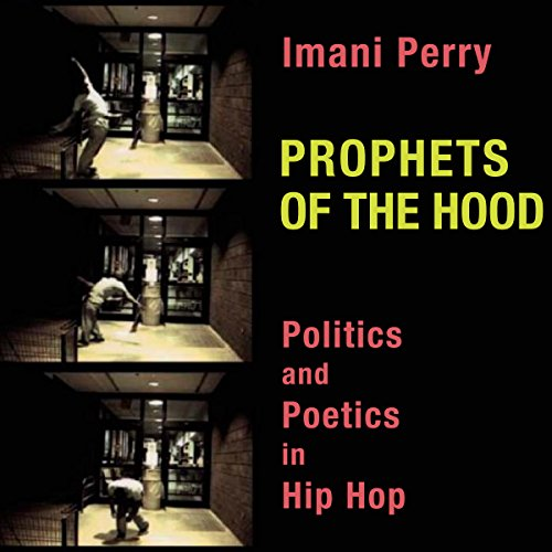 Prophets of the Hood audiobook cover art