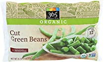 365 Everyday Value, Organic Cut Green Beans, 16 oz (Frozen)