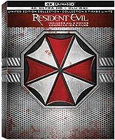 Resident Evil / Resident Evil: Afterlife / Resident Evil: Apocalypse / Resident Evil: Extinction / Resident Evil:...