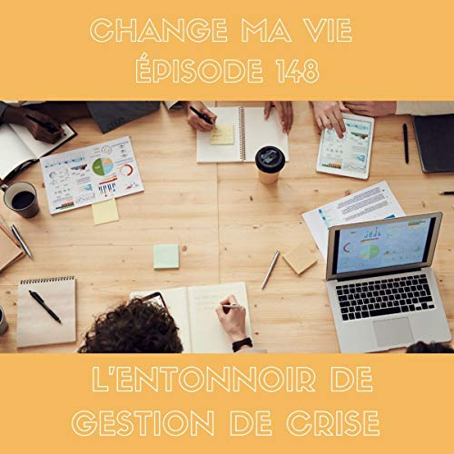 L'entonnoir de gestion de crise audiobook cover art