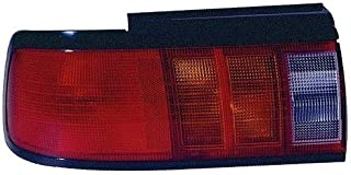 Go-Parts - OE Replacement for 1993 - 1994 Nissan Sentra Rear Tail Light Lamp Assembly / Lens / Cover - Left (Driver) Side - (E + XE) B6555-65Y60 NI2800131 Replacement For Nissan Sentra