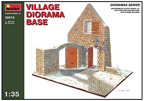 Miniart - Maqueta de Edificio (MIN36015) [Importado de Alemania]
