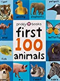 First 100 animals will delight your kids and learn about animals around them