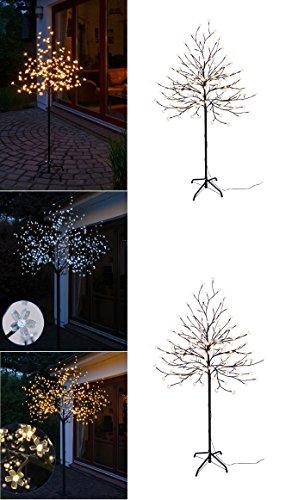 Preisvergleich Produktbild Benelando Kirschblütenbaum (Sakura-Baum) in verschiedenen Varianten (180 warm-weiße LEDs - 1.8m)