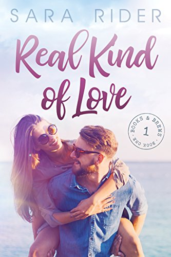 Real Kind of Love (Books & Brews Series Book 1) (English Edition)