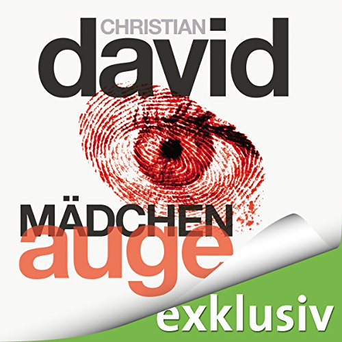 Mädchenauge audiobook cover art