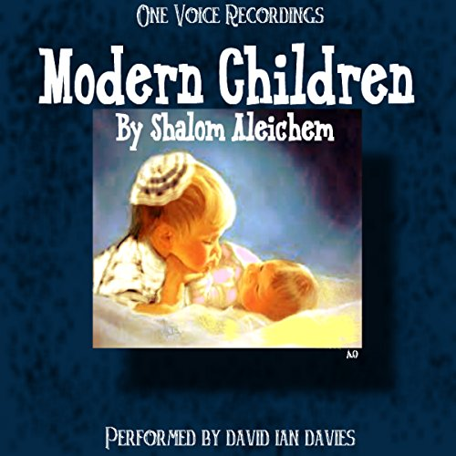 Couverture de Modern Children