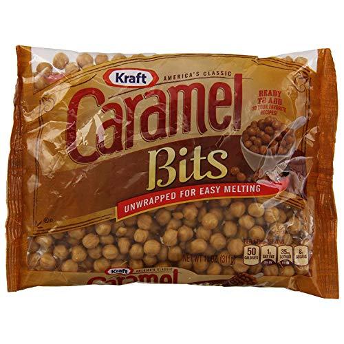 Caramel Candy Melt Bits, 11 oz