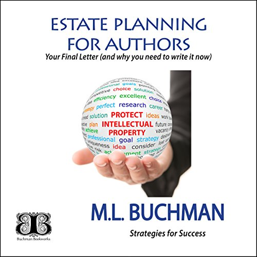 Estate Planning for Authors Audiobook By M. L. Buchman cover art