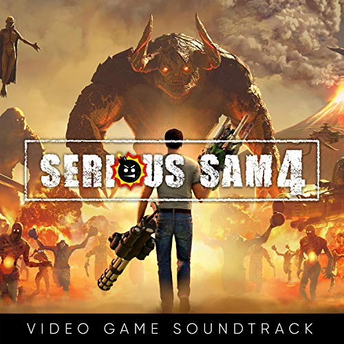 Serious Sam 4 (Video Game Soundtrack)