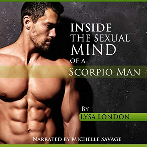 Inside the Sexual Mind of the Scorpio Man cover art