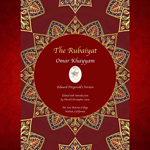 The Rubaiyat cover art