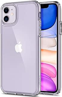 Spigen Ultra Hybrid Designed for Apple iPhone 11 Case (2019) – Crystal Clear